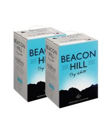 Beacon Hill Dry White 5L | Bundle of 2