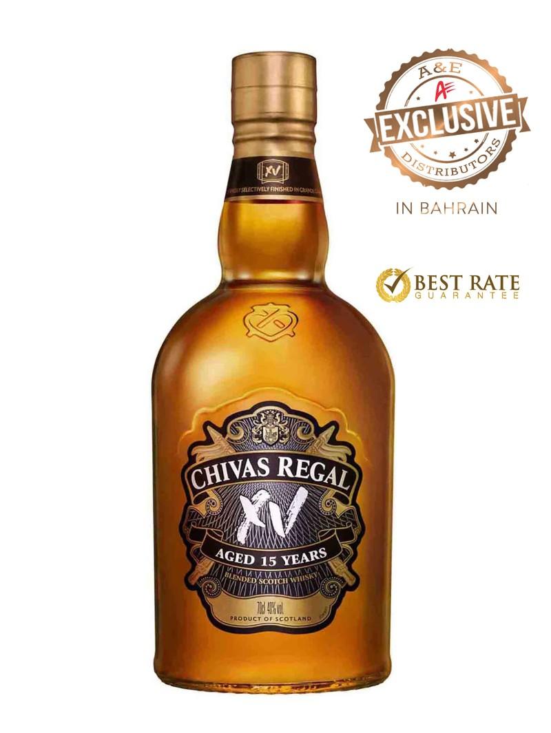 Chivas Regal XV Gold Scotch Whisky