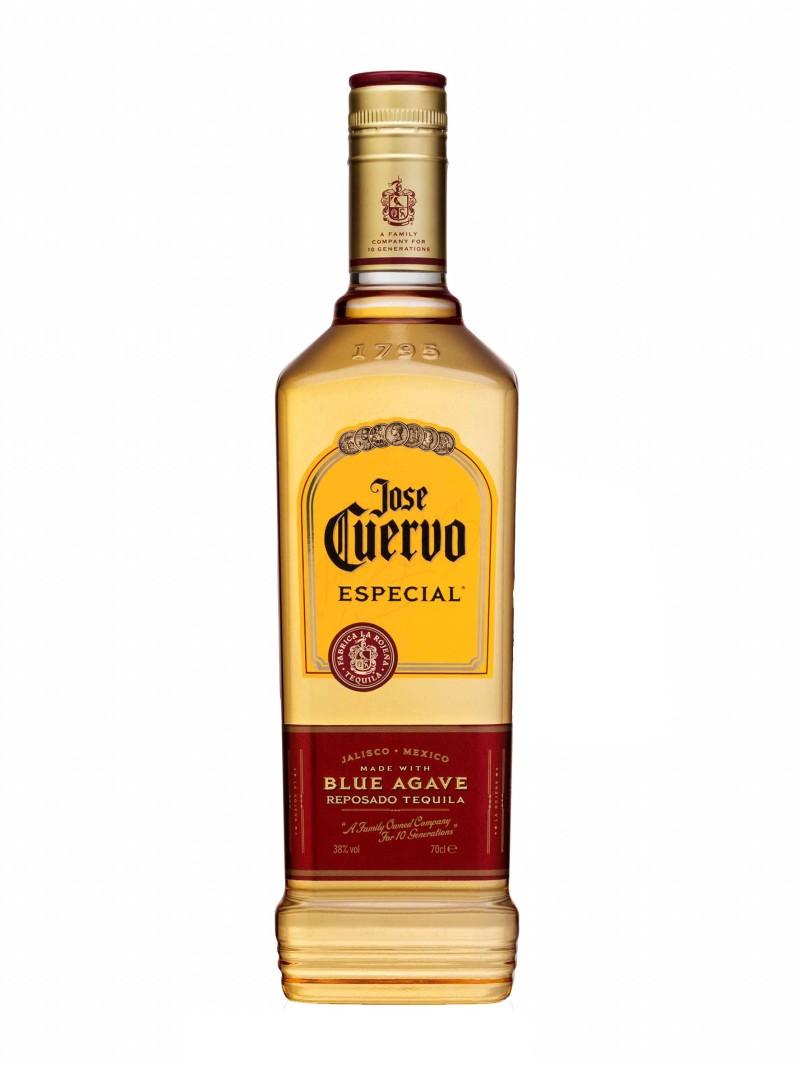 Jose Cuervo Especial Gold Tequila 50cl