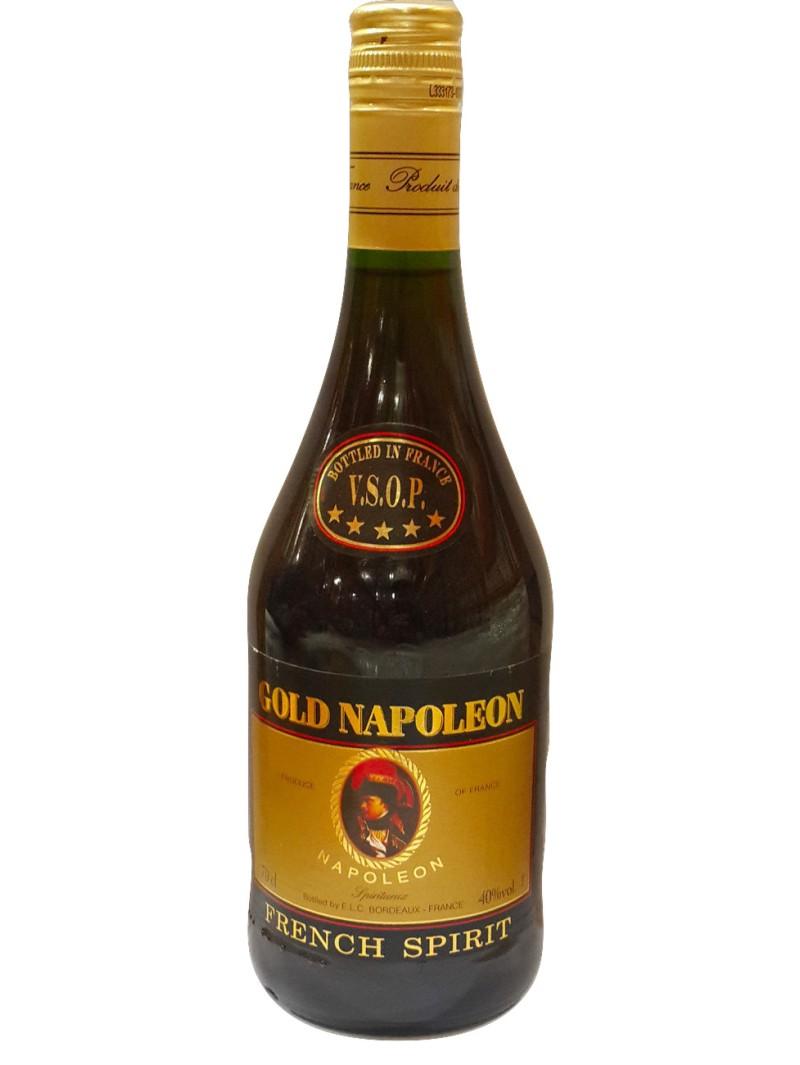 Gold Napoleon VSOP 70cl