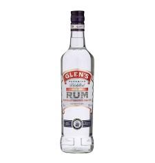 Glen's White Rum 70cl