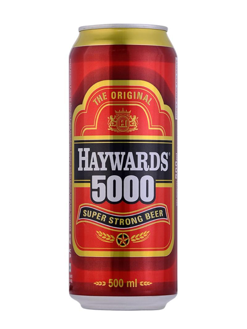 Haywards 5000 Premium 8% Strong Beer