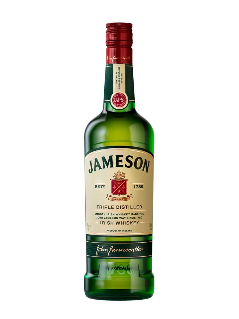 Jameson Irish Whiskey Ireland