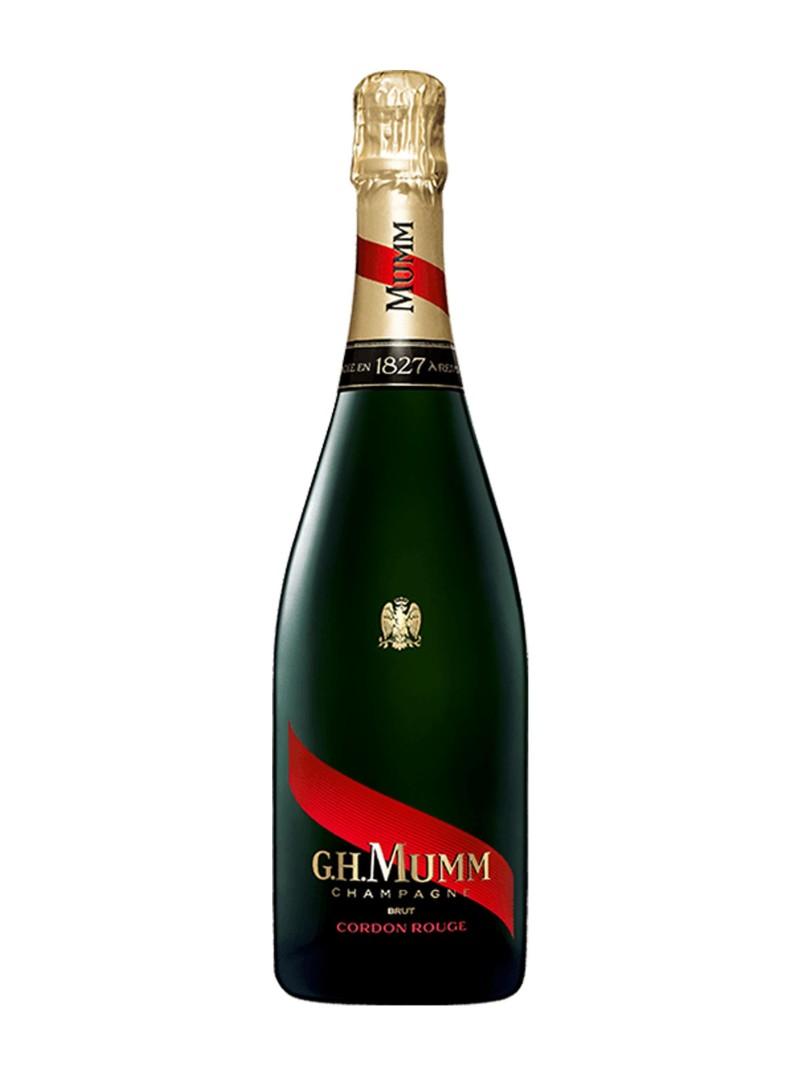 Mumm Cordon Rouge Champagne 75cl