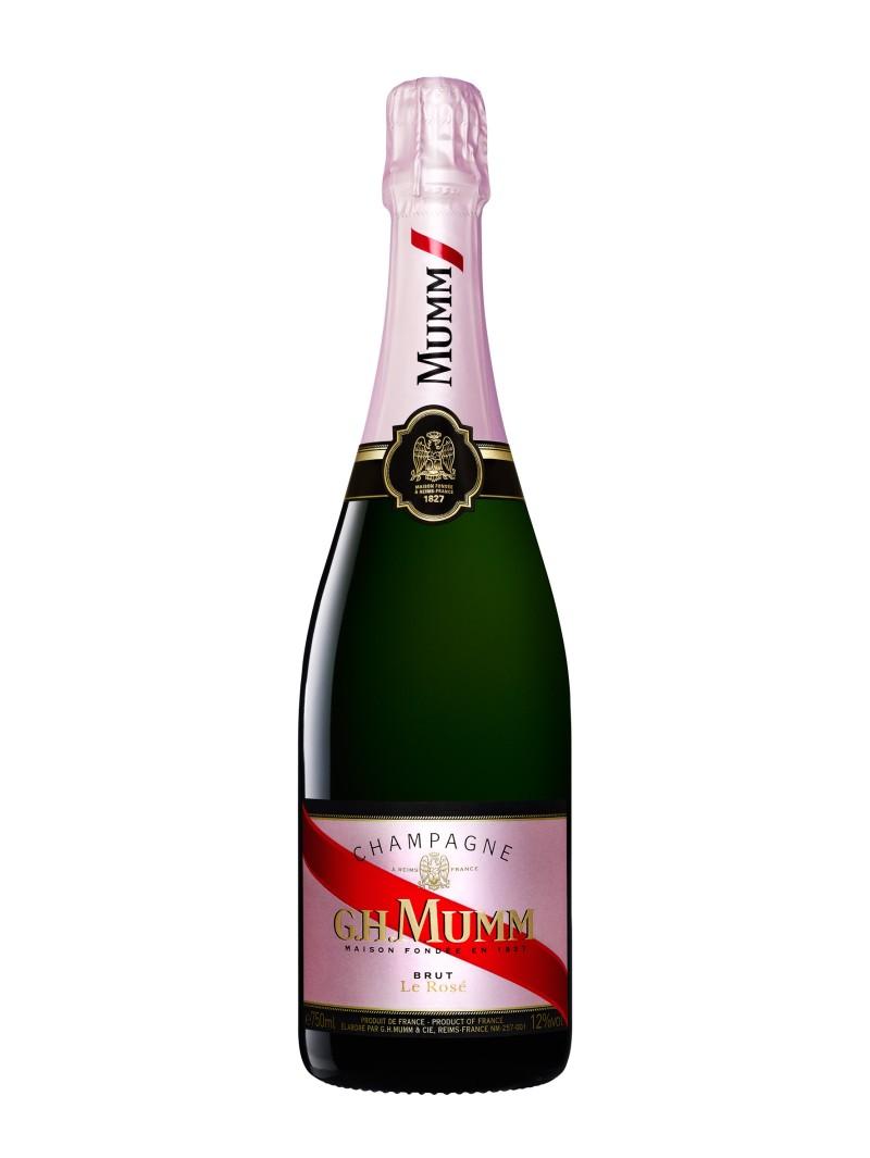 Mumm Rosé Champagne
