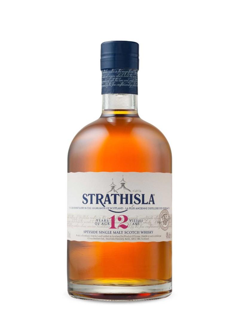 Strathisla 12 Year Old Single Malt Scotch Whisky